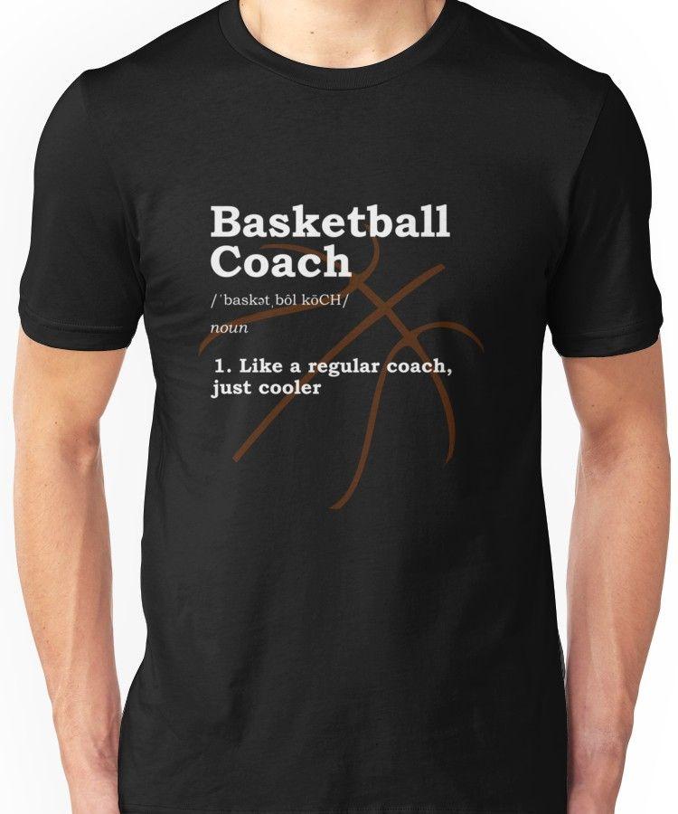 'Basketball Coach Gift' T-Shirt By TrueTexanTees