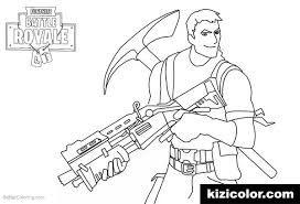 Dibujos Para Colorear De Fortnite Temporada 9 Dibujos De Fortnite