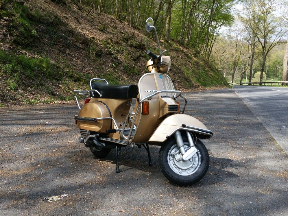 vespa px 200 gs gold vespa px 200 gs weltrekord pinterest vespa px and vespa. Black Bedroom Furniture Sets. Home Design Ideas