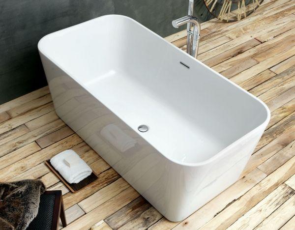 Waters Baths Pool 1500mm Freestanding Bath