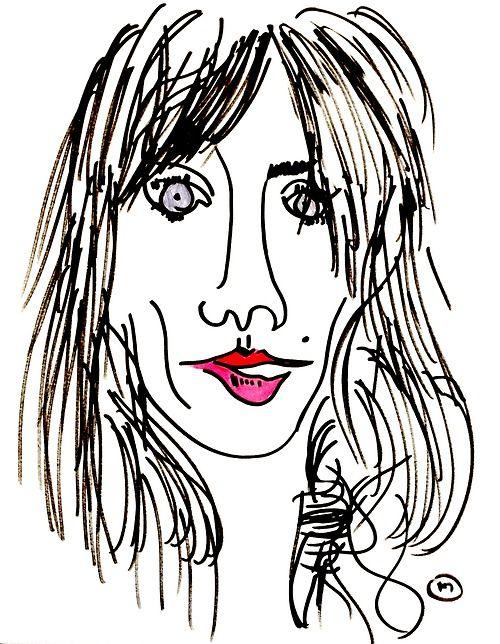 belle BRUT sketchbook: #andreeadiaconu #fashion #illustration #blindcontour  © belle BRUT 2014 http://bellebrut.tumblr.com/post/93652695600/belle-brut-sketchbook-andreadiaconu