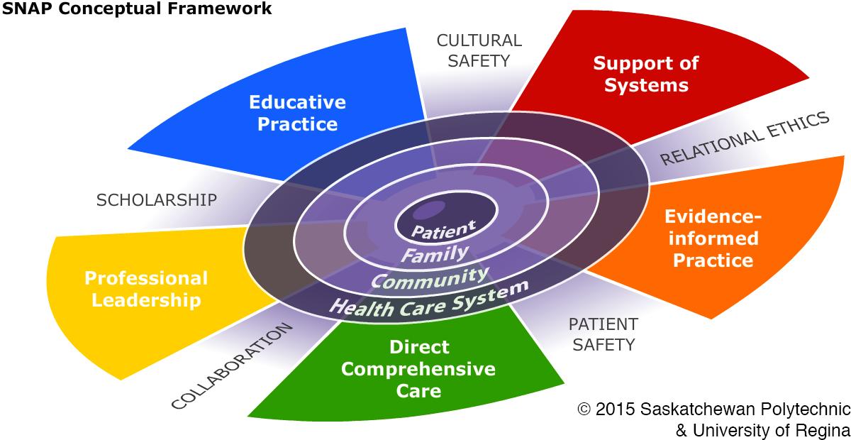Image result for diagram of nursing conceptual framework ...