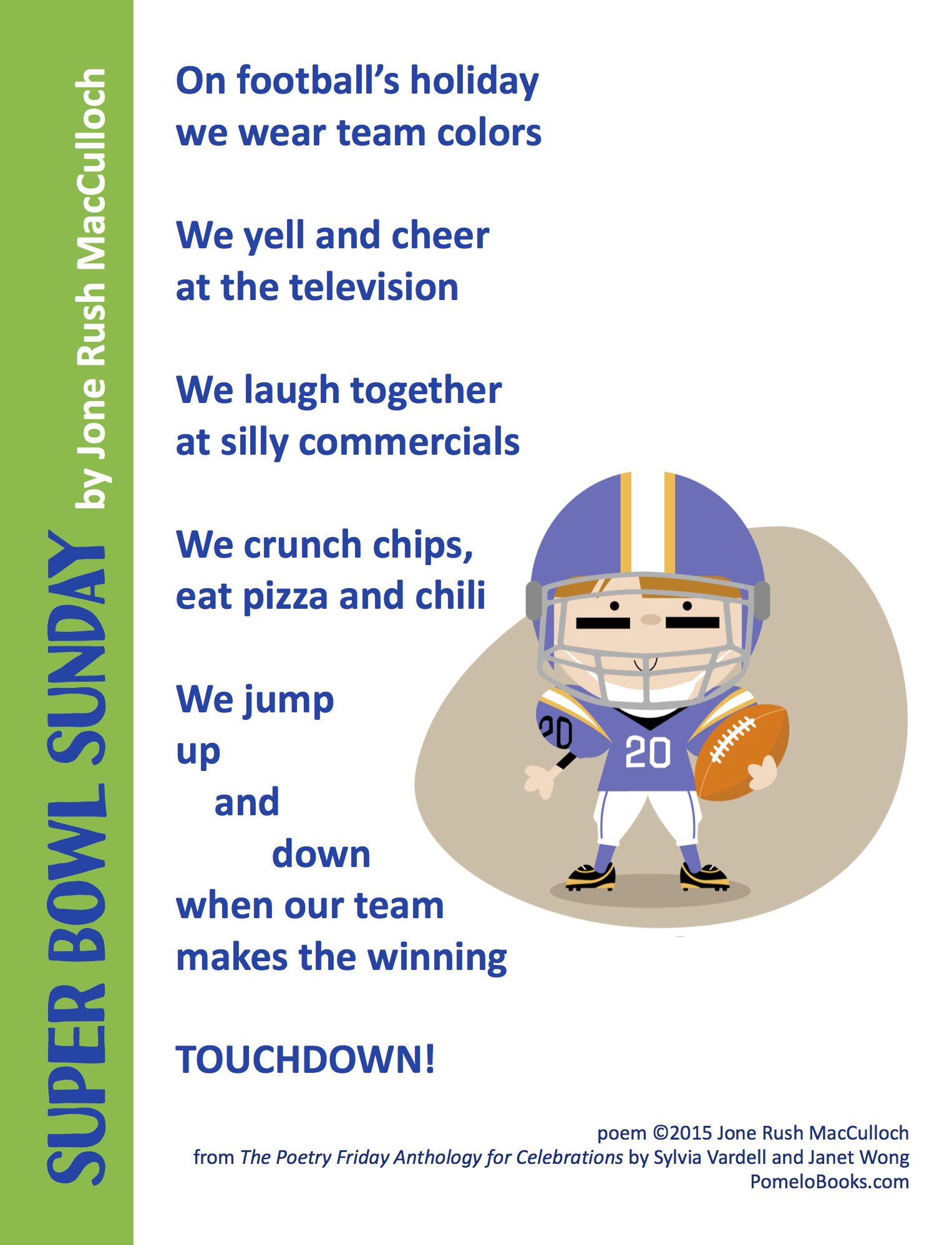 Ready For Football Share Super Bowl Sunday By Jone Rush