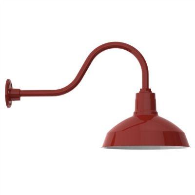14 Drake 400 Barn Red G22 Gooseneck Arm Barn Light Electric Gooseneck Lighting Barn Lighting
