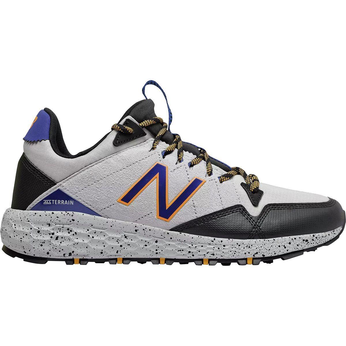 New Balance Fresh Foam Crag Trail Running Shoe Men's