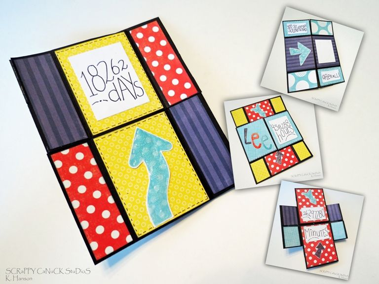 Birthday Month Continues A Never Ending Card Tutorial Birthday