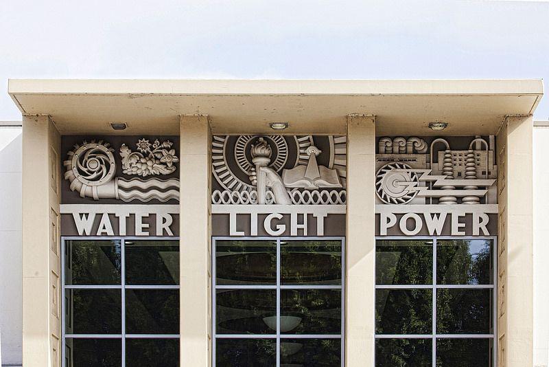 Water Light Power