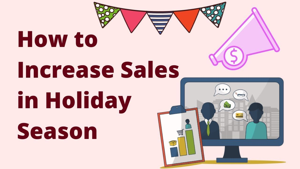 In this video, we will discuss some tips and techniques or strategies to Increase Sales in Holiday Seasons End of the Year.  #Sales #salestips #businesssales #holidayseasonssales #holidayoffers #endoftheyear #holidaysalestips #digitalmarketing #onlinesales #salescampaign #googleads #onlineadvertising #MerryChristmas #happychristmas #onlineoffers #geoflypages #PPC