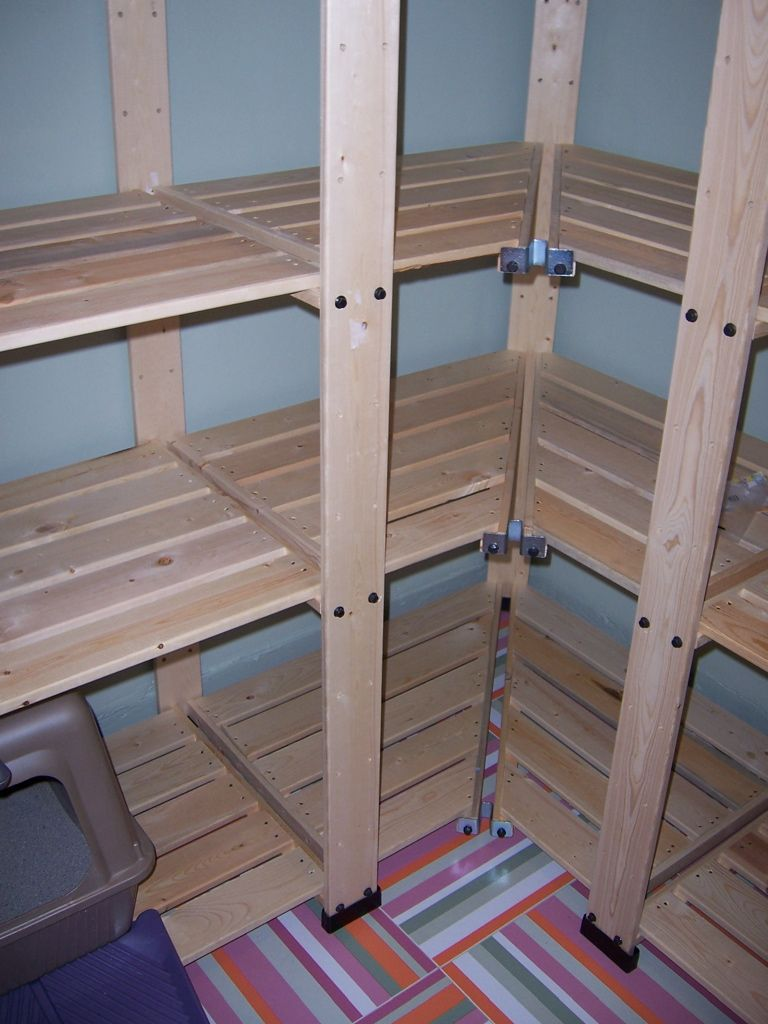 Ikea Shelving Unit We Have Used This