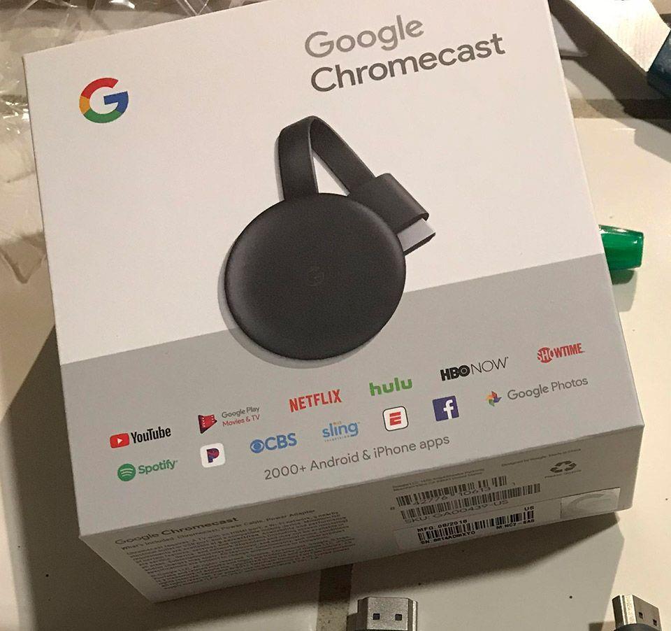 الخبر غير متاح Chromecast Google Smart Tv