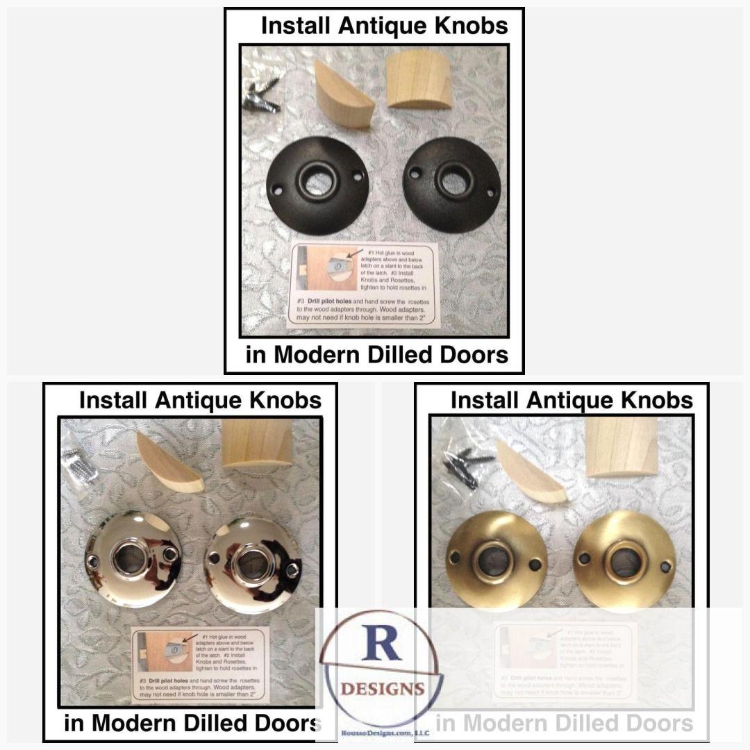 Hardware By Design Sun Valley Bronze Svb Cs Rp925 Passage Door Set 2 1 4 Shown With L 11 In 2020 Sun Valley Bronze Door Sets Sun Valley