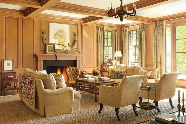 New Classic Living Room Interior Design | Residential ...