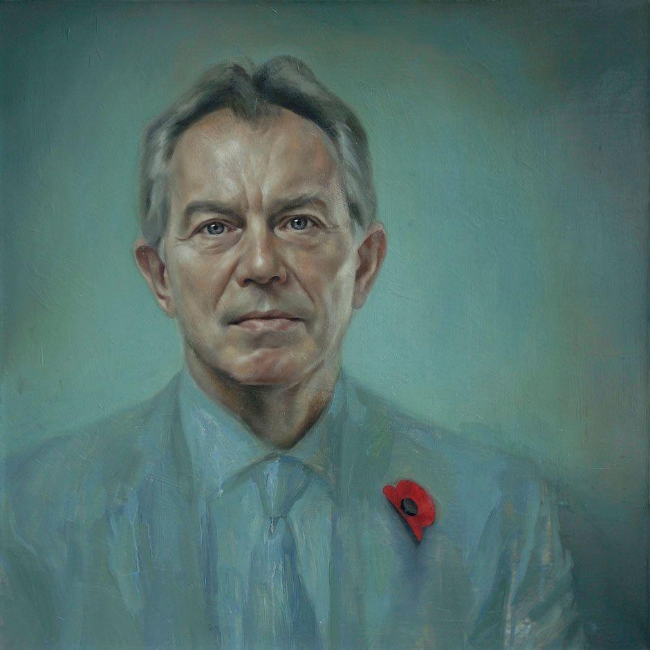 Tony Blair, by Jonathan Yeo