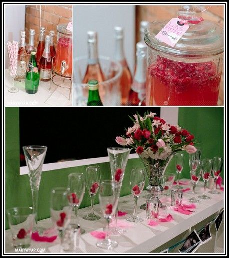Love Potion Valentines Day Baby Reveal Party Elite Events Sheer