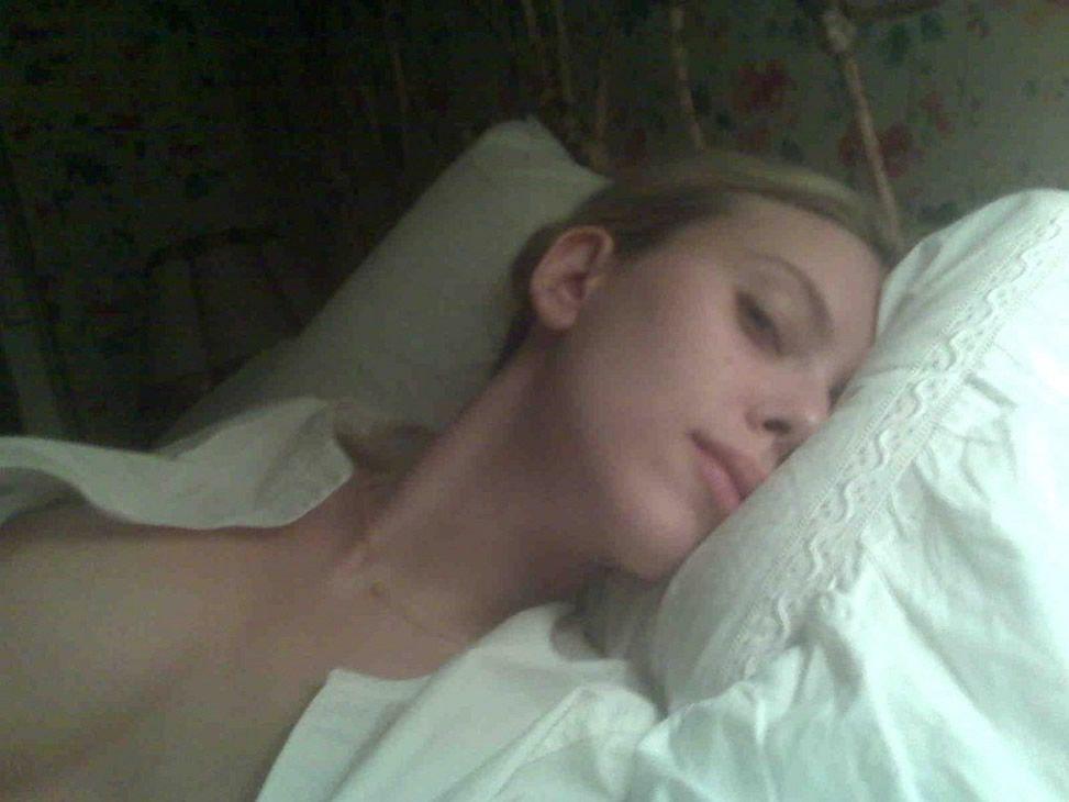 Scarlett johansson leak