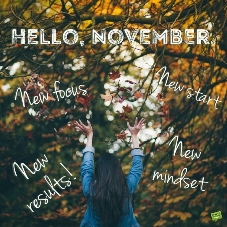 hello-november-motivational-quote-on-image-with-woman-in-autumn-nature-landscape #hellonovemberwallpaper hello-november-motivational-quote-on-image-with-woman-in-autumn-nature-landscape #hellonovembermonth