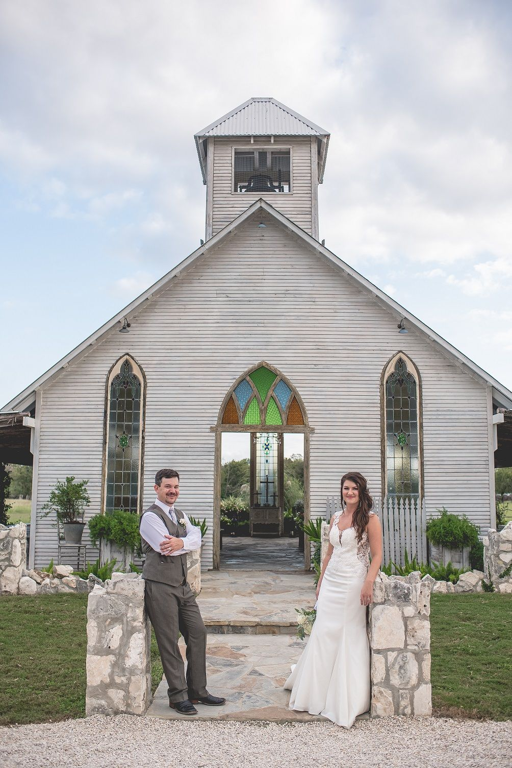 Texas Hill Country Wedding Chapel