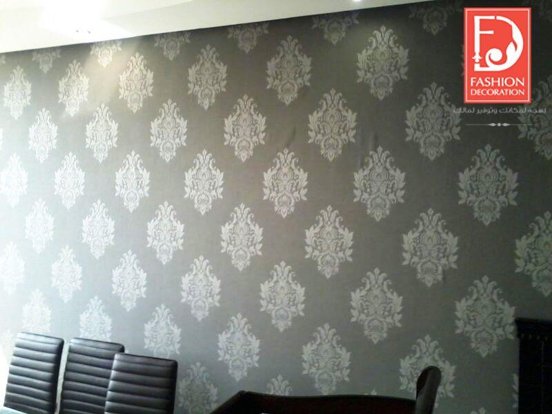 ورق جدران اوروبي 100 Decor Wallpaper ورق جدران ورق حائط ديكور فخامة جمال منازل Decor Decor Styles Decor Home Decor