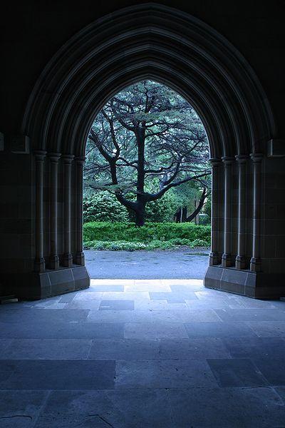 Doorway to Nature