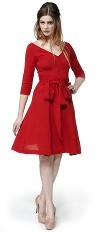 Little red dress! - MICHAEL BARNAART VAN BERGEN