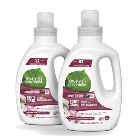 Seasonal Laundry Detergent Liquid Laundry Detergent Seventh
