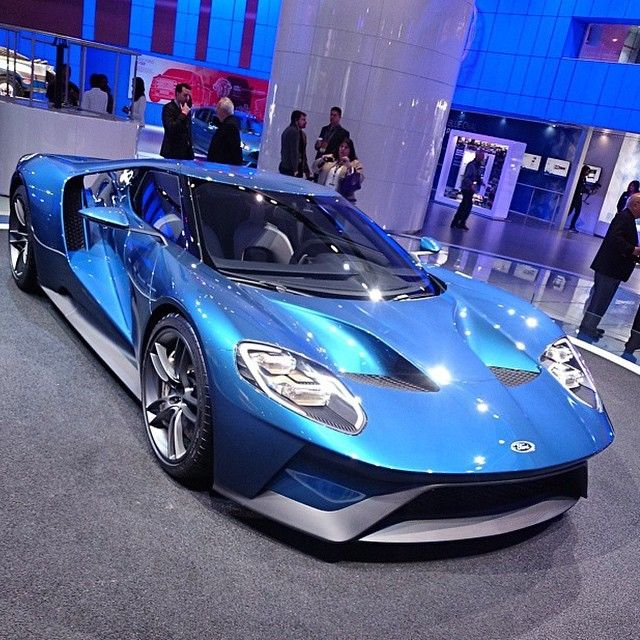 Ford GT 2017 Www.asautoparts.com Could Be The Next