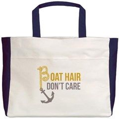 Boat Hair - Don't Care. Available on tees, tanks, totes and more cafepress.com/glitterpuppies