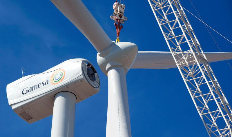 Wind power as a viable solution to meeting alternative
