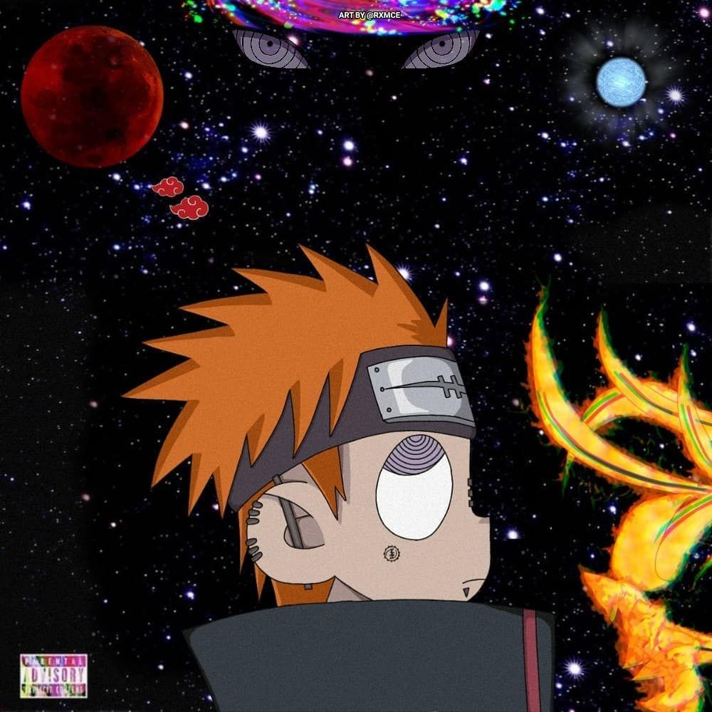 Pin On Anime Naruto Painting Anime Anime Rapper Coolest Naruto wallpapers in the world