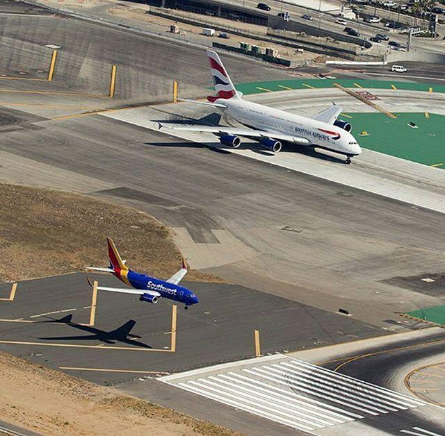 Big Vs Small Airbus Vs Boeing Who Do You Prefer Southwest