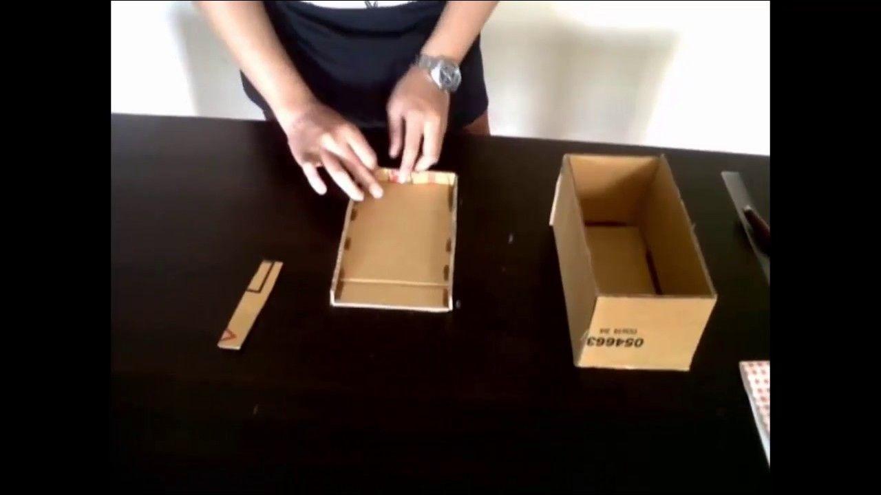 Cara Membuat Miniatur Mobil Ford Ranger Dari Kardus Ide Kreatif