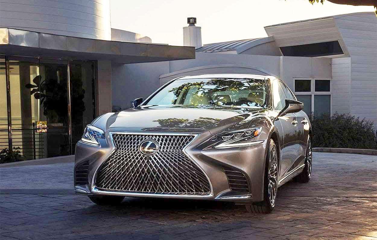 2019 Lexus Ls 500 Concept Specs And Performance
