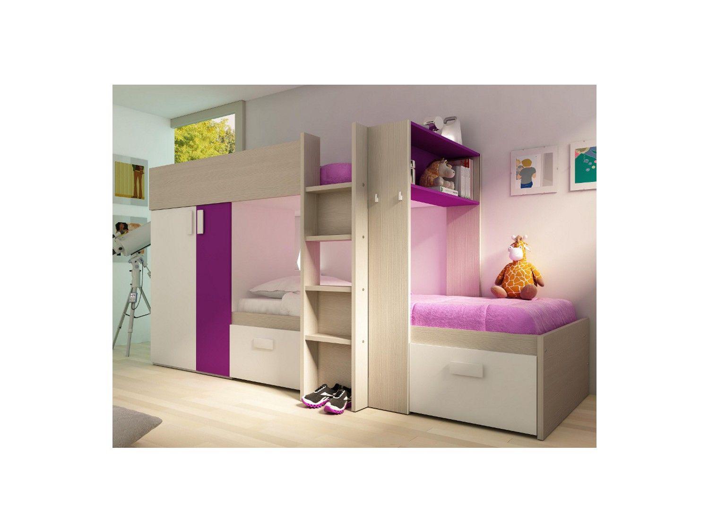 Set Etagenbett Julien : Kinderbett hochbett etagenbett julien u2013 wohn design