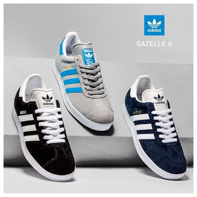 official photos 646ce 104db Adidas Gazelle II 아디다스 패션, Adidas 신발, Adidas Originals, 트레이너, 스포츠 의류