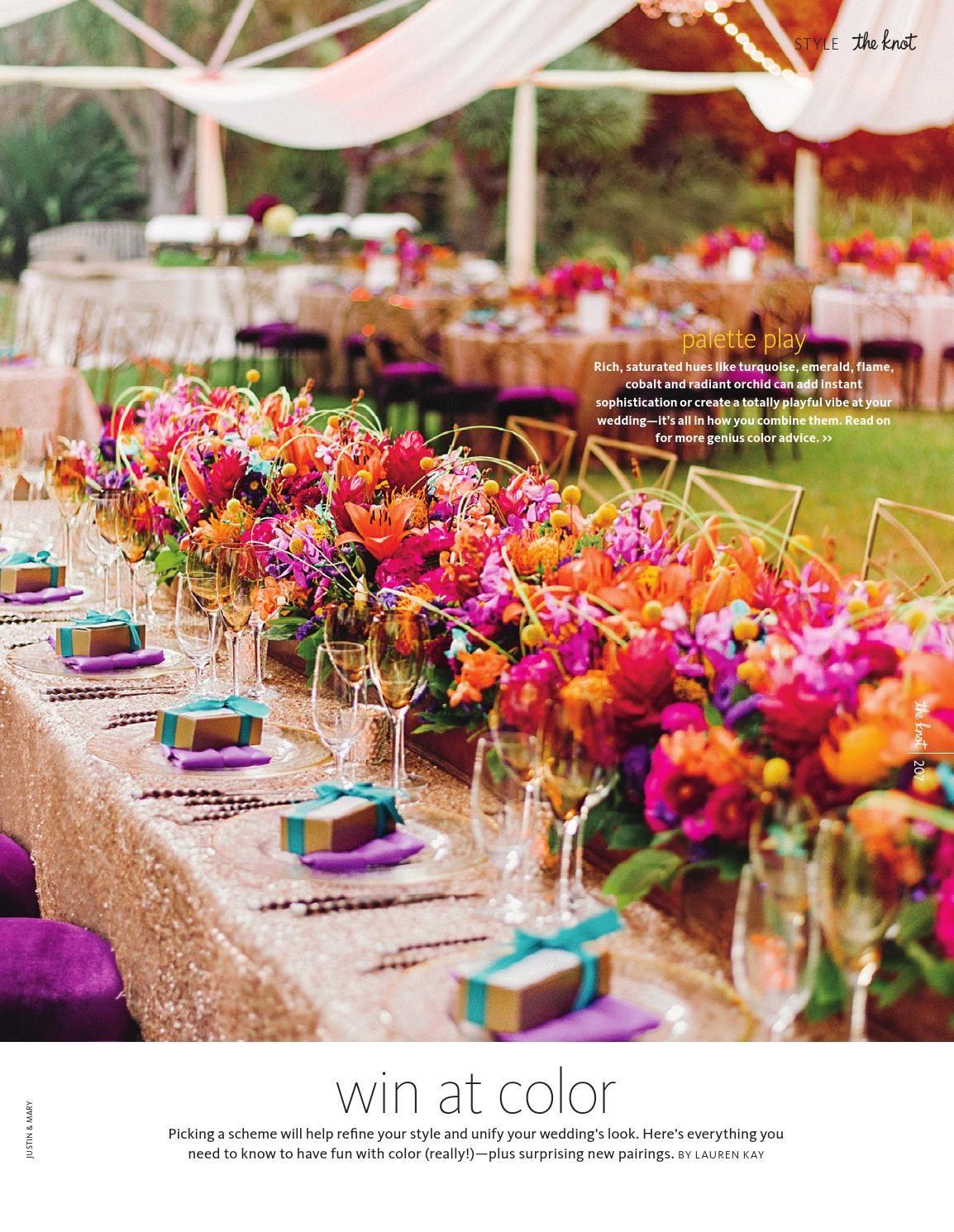 Wedding Flowers Multicolor Wedding Reception Pinterest