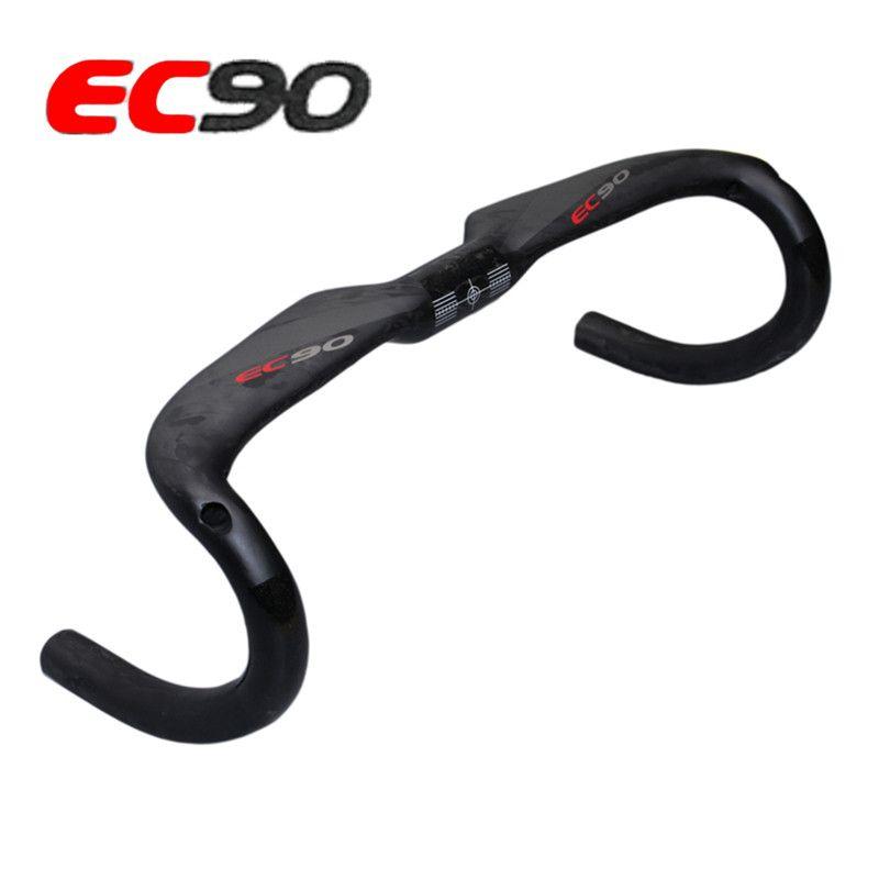 2017 Ec90 New Full Carbon Fiber Bicycle Handlebar Road Bicycle