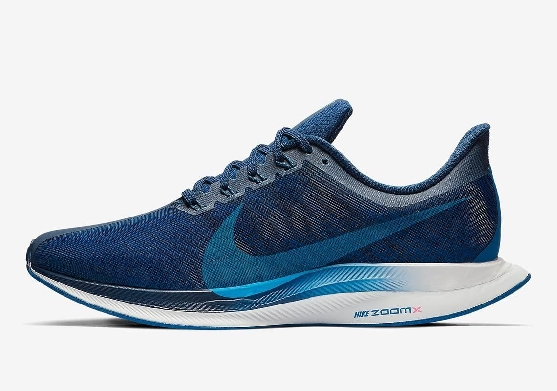 f3ea3f5d80811 The Nike Zoom Pegasus 35 Turbo Is Here In Navy Blue  thatdope  sneakers   luxury  dope  fashion  trending