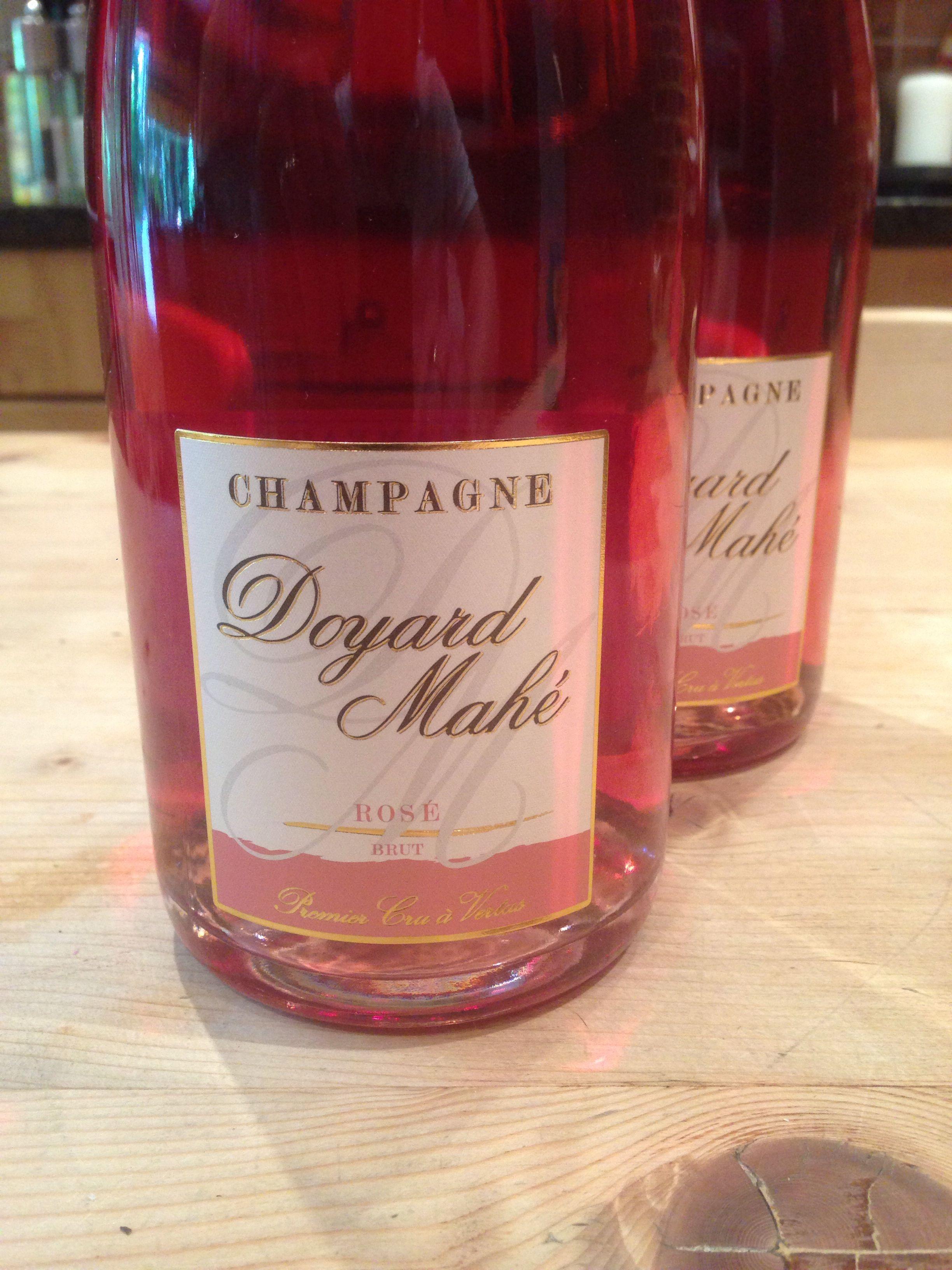 Doyard Mahe Rose Brut 2 Bottles Wine Bottle Bottle Rose Wine Bottle