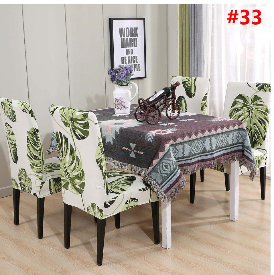 2020 New Year SaleDecorative Chair CoversBuy 6 Dining