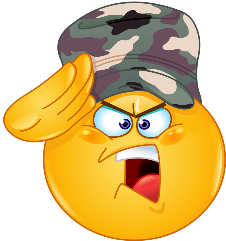 смайлы военные картинки многие рапы