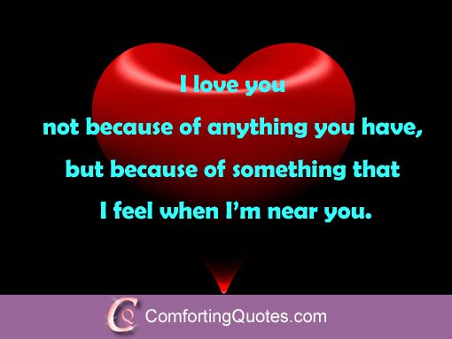 I Love You Because Quotes | Love Quotes For Him ı Love You Not Because