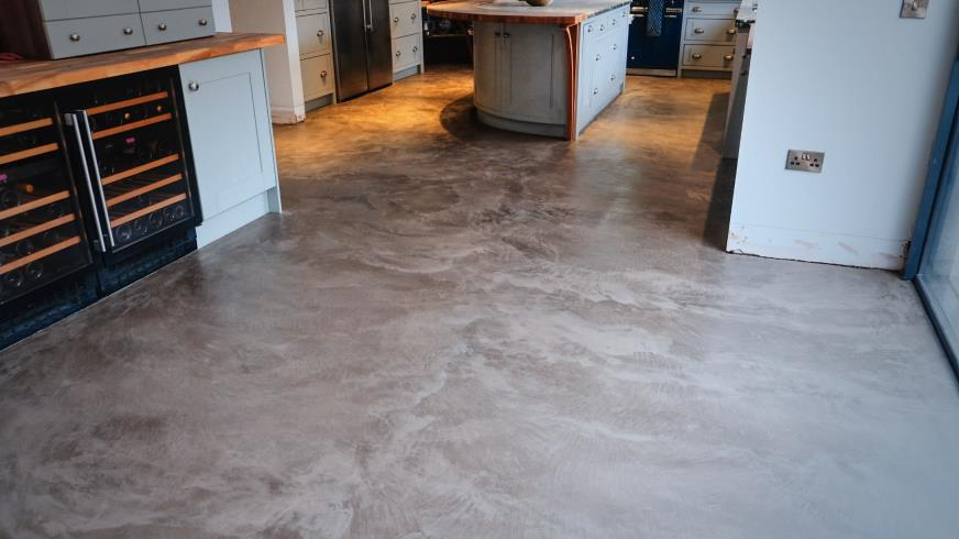 Microcement Flooring