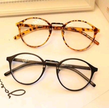Barato Retro óculos quadro homens mulheres miopia óculos femininos quadro  óculos simples oculos de grau A0154, Compro Qualidade Armações de Óculos ... 974d3e55b5