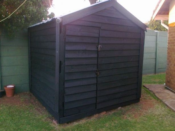 Garden Sheds 2m X 2m i have a wendy house (wooden shed) 2m x 2m in good condition for