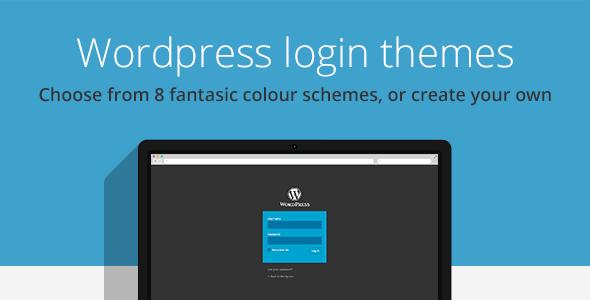 Wordpress login themes   Pinterest