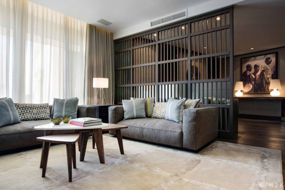 Keith Interior Design M2k Architecture Private Penthouse In