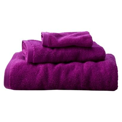 Room Essentials® Towel Collection - Berry x 4 Girls ...
