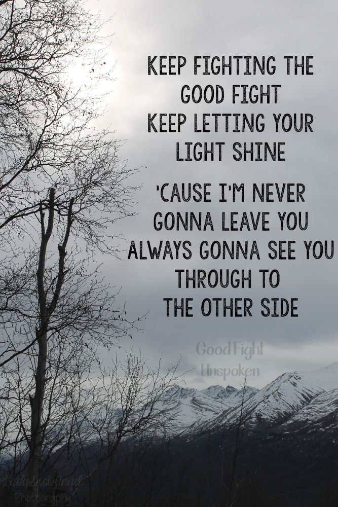 "LadySnowAngel Photography • ""Keep fighting the good fight."" - Unspoken 