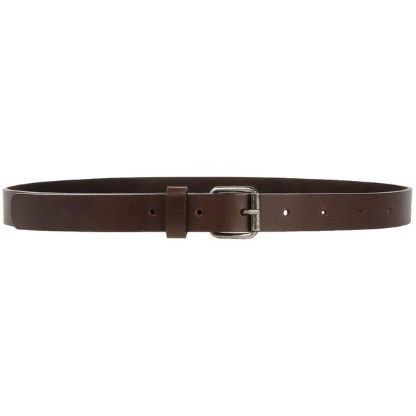 buckled belt - Brown Aspesi