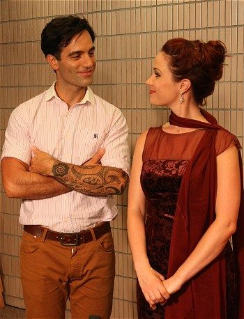 Sierra Boggess and Ramin Karimloo Best Phantom and Christine EVER